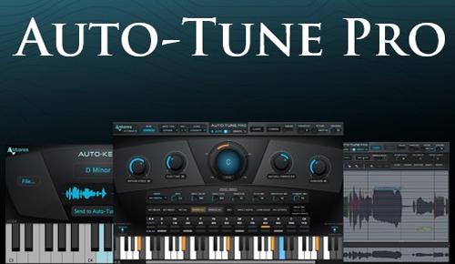 Auto-Tune Pro 2019 Free Download For Windows