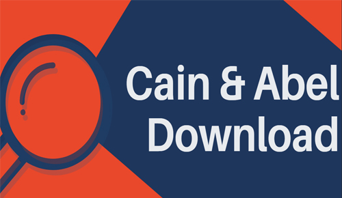 Cain & Abel Software 4.9.56 Free Download for Windows