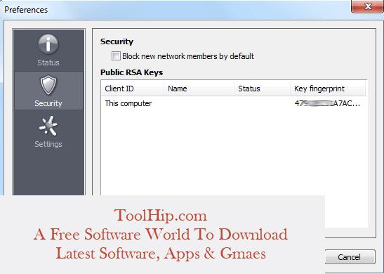 LogMeIn Hamachi Download for Windows