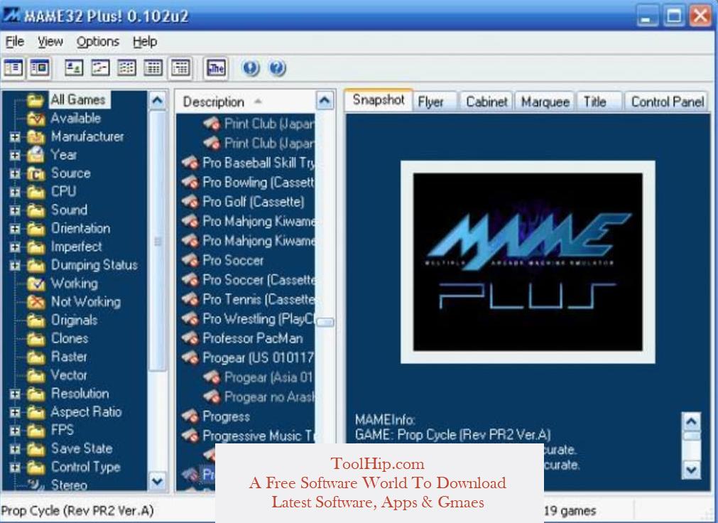 MAME Emulator Download Free