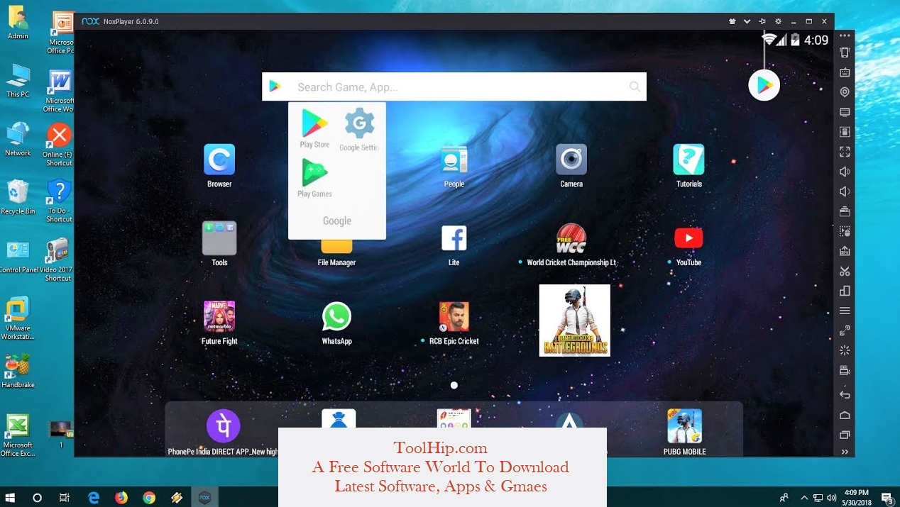 Nox App Player Download for Windows