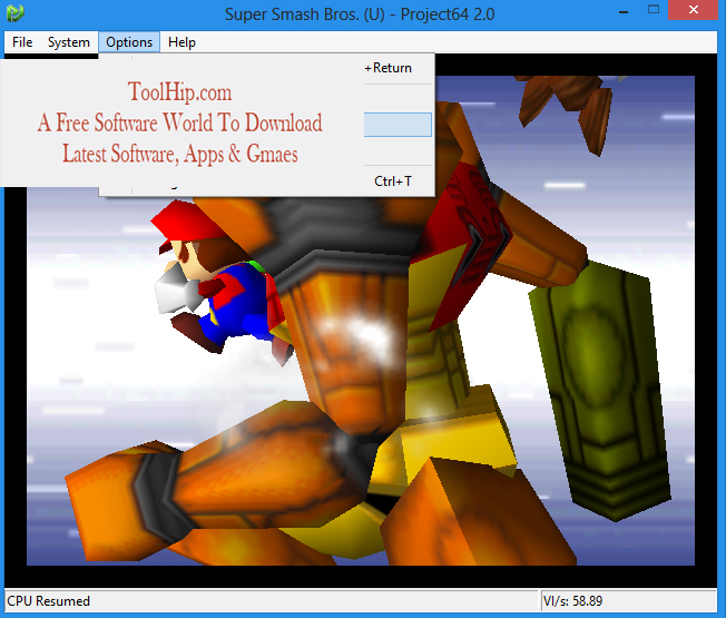 Project 64 Download Windows