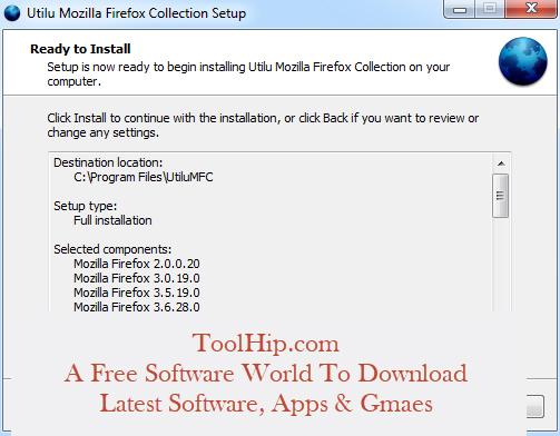 Utilu Mozilla Firefox Collection Free