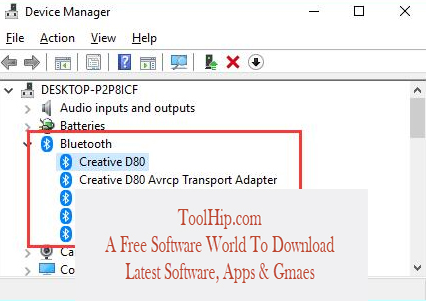 Bluetooth Driver Free Download