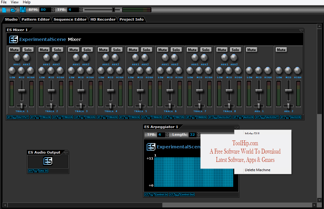 DarkWave Studio Download