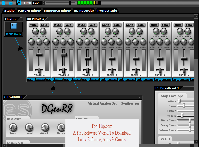 DarkWave Studio Free