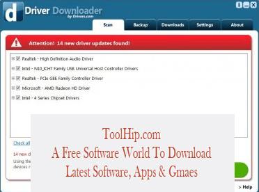 Driver Downloader Free