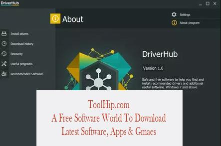 Driver Hub Free