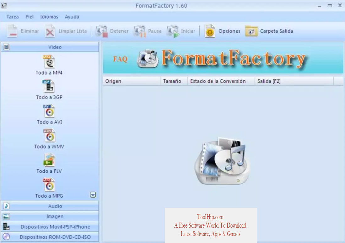 FormatFactory Free Download