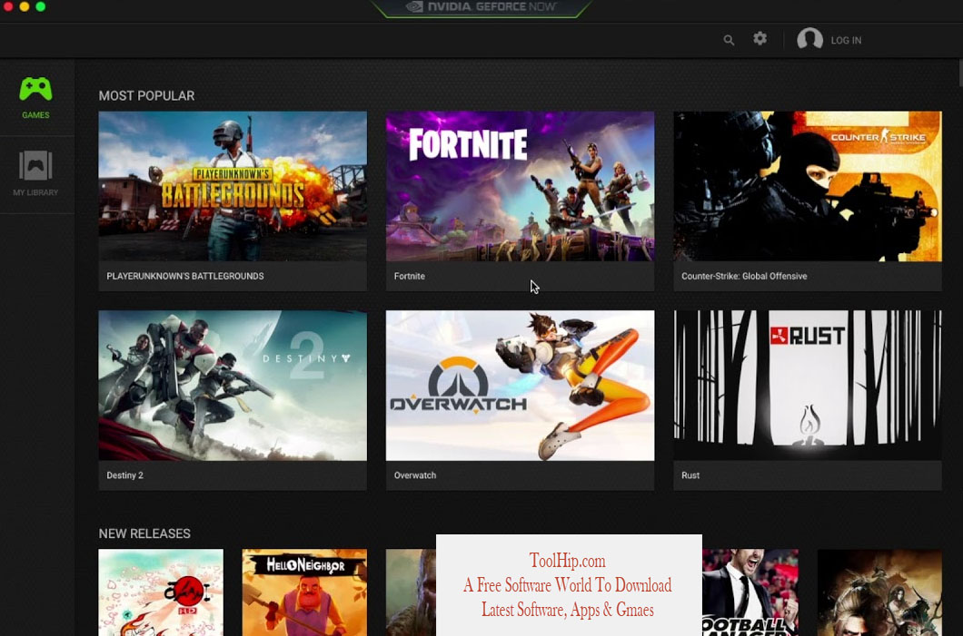 GeForce NOW Download Free