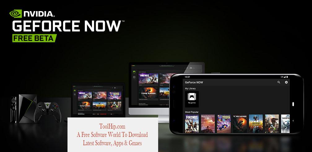 GeForce NOW Download