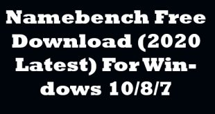 Namebench 1.3.1 Free Download For Windows
