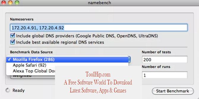 Namebench Download Free