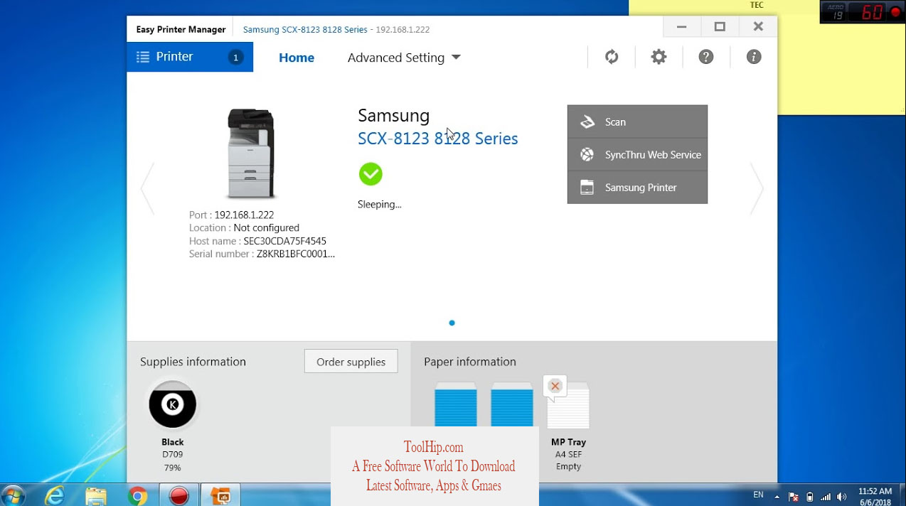 Samsung Easy Printer Manager Download Free