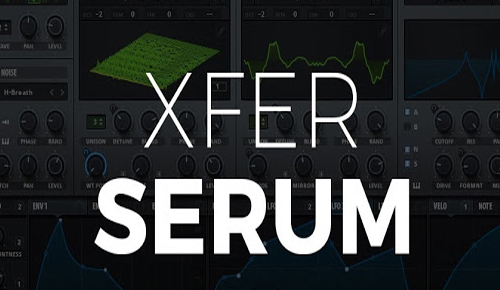 Xfer Serum 1.27b6 Free Download for Windows