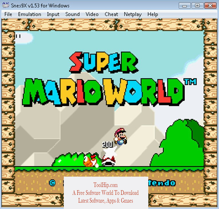 Snes9x Free Download