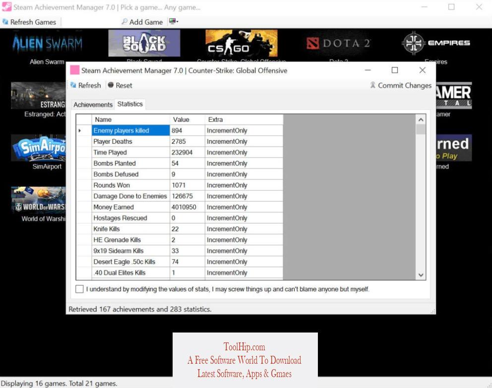 Steam Achievement Manager Download