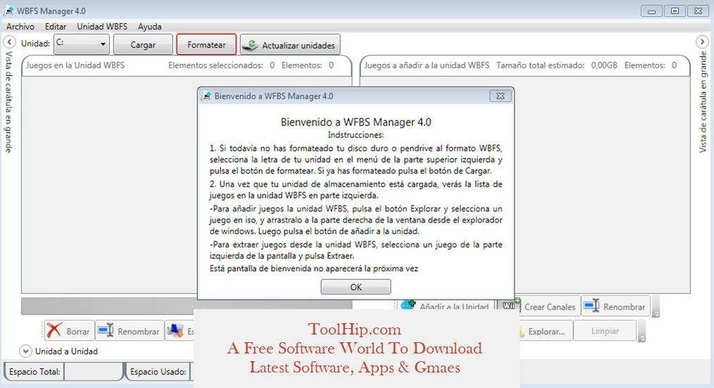 WBFS Manager Download