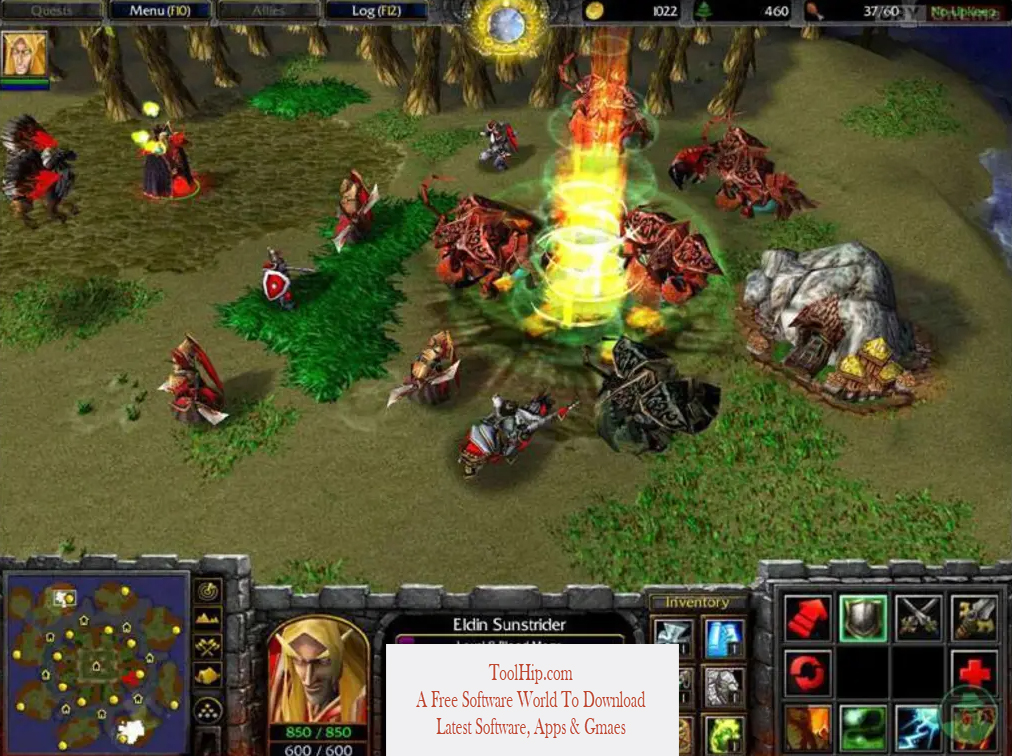 Warcraft III The Frozen Throne Download