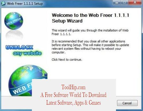 Web Freer Free Download