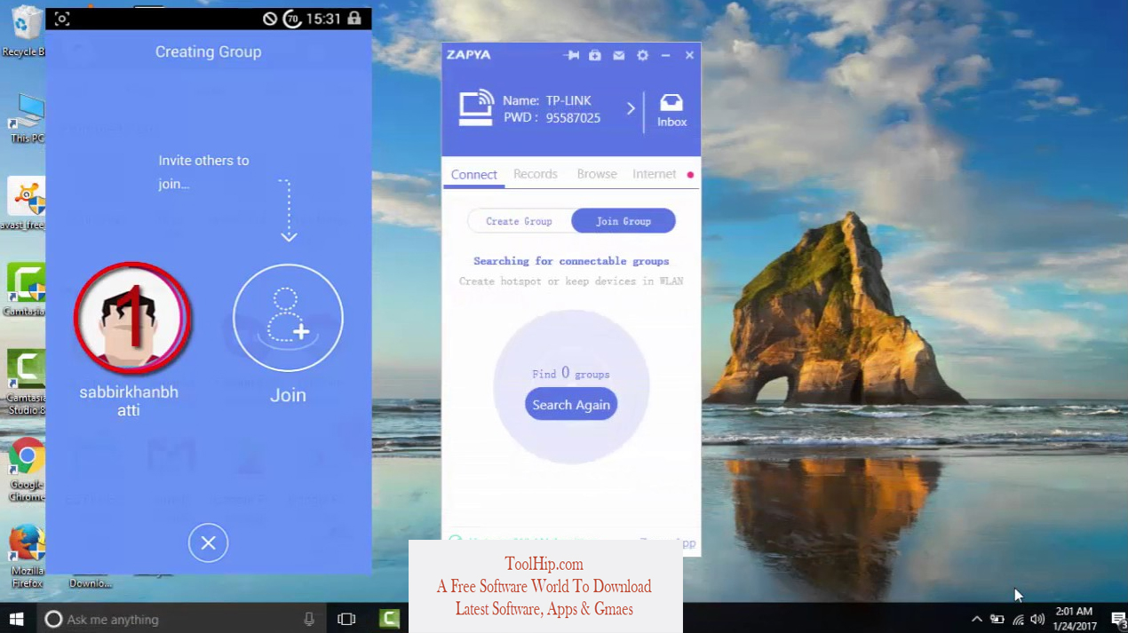 Zapya for PC Download Free