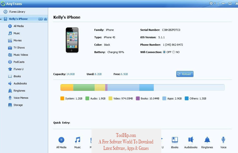 AnyTrans for iOS Download Free