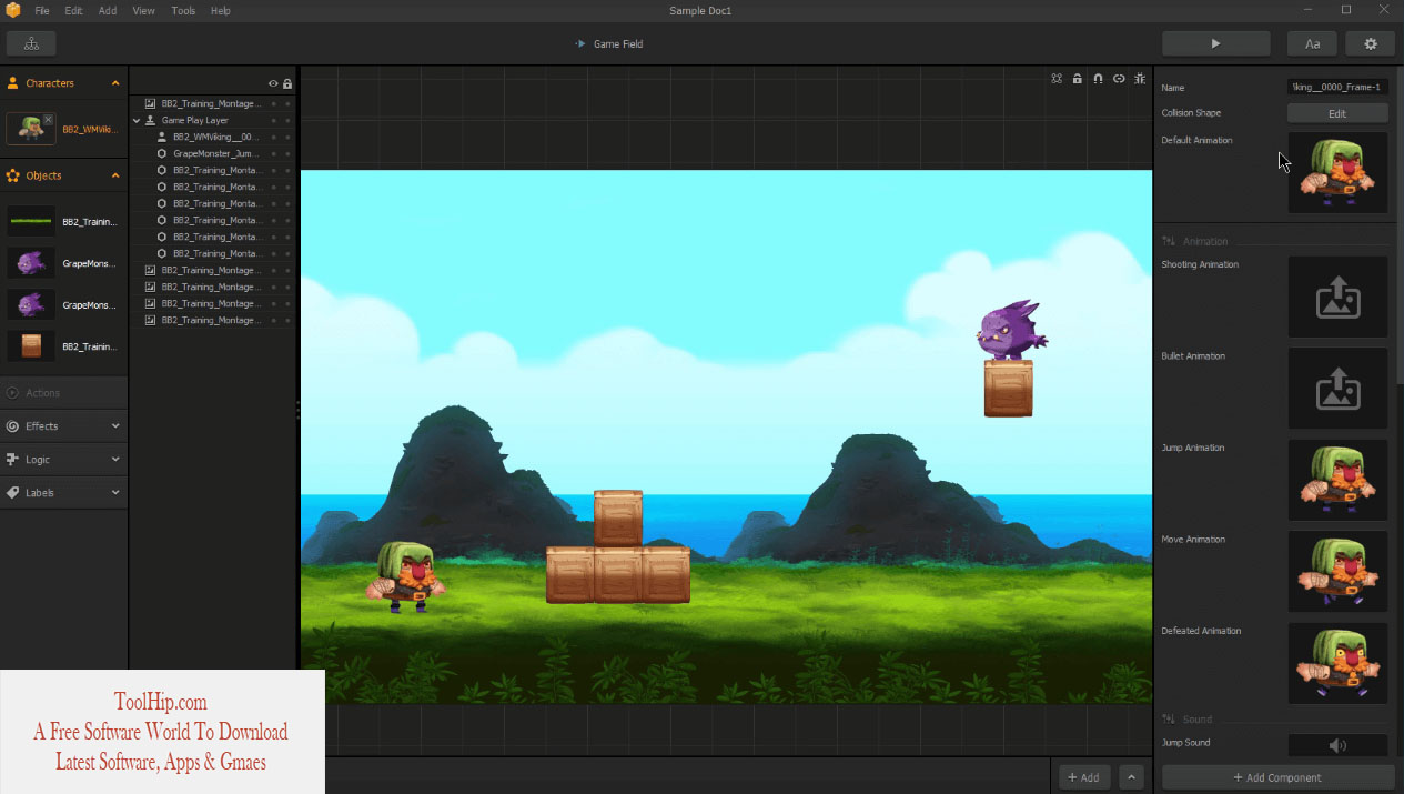 Buildbox for PC Free