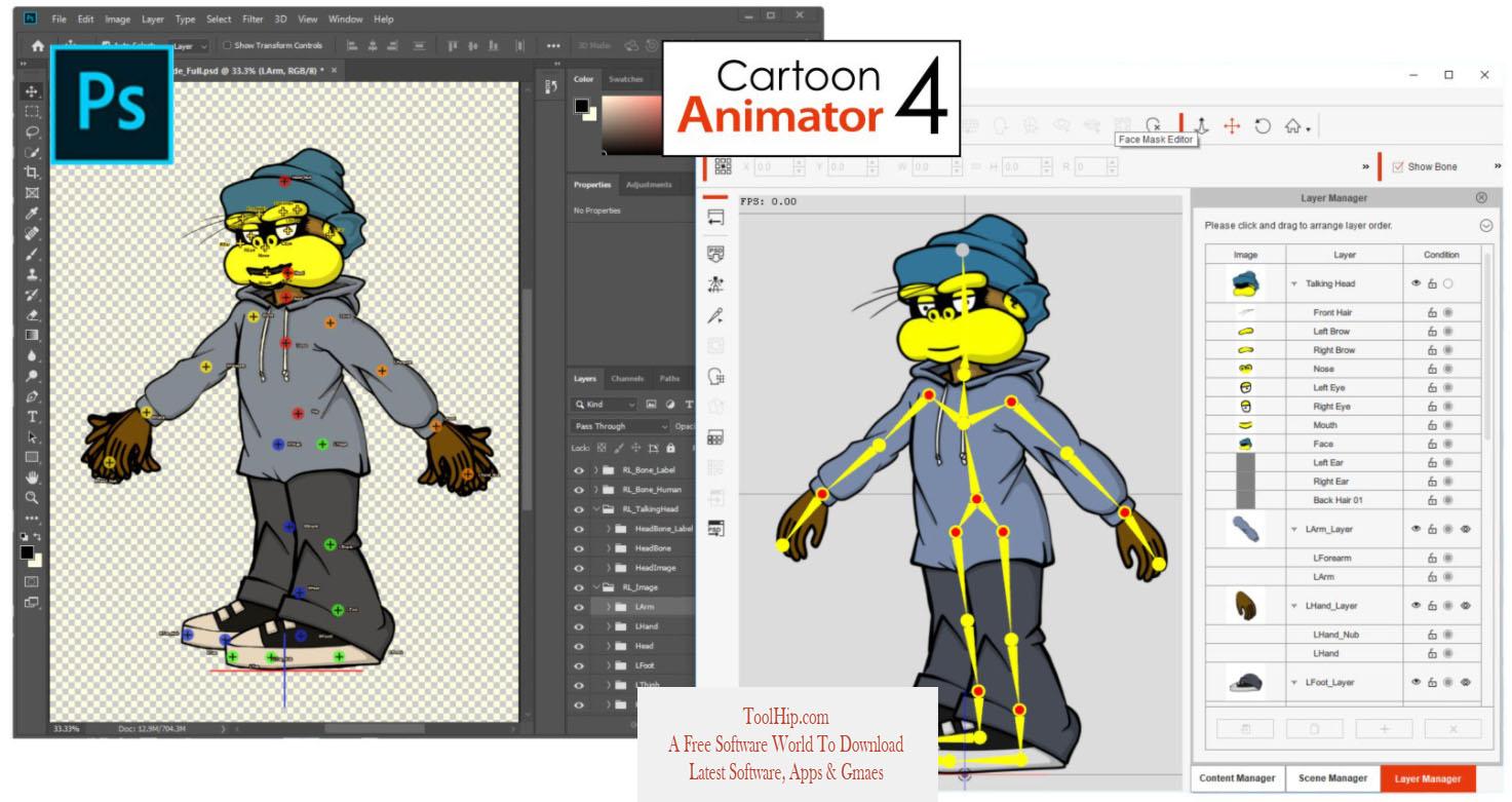 Cartoon Animator for Windows