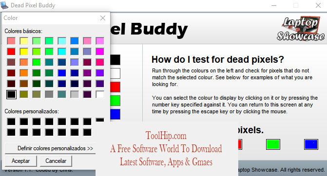 Dead Pixel Buddy Free Download