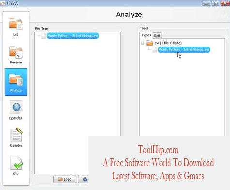 FileBot Free Download for Windows