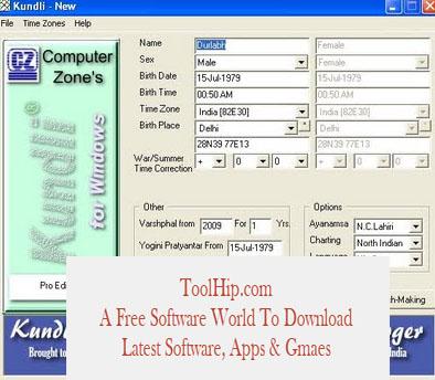 Kundli Pro Free Download Windows
