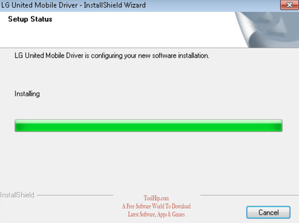 LG United Mobile Driver Download for Windows