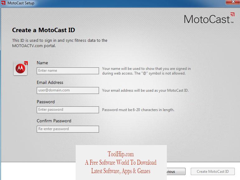 MotoCast Download Free
