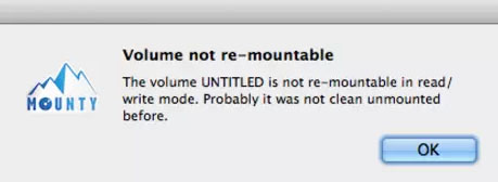Mounty for Mac Free Download