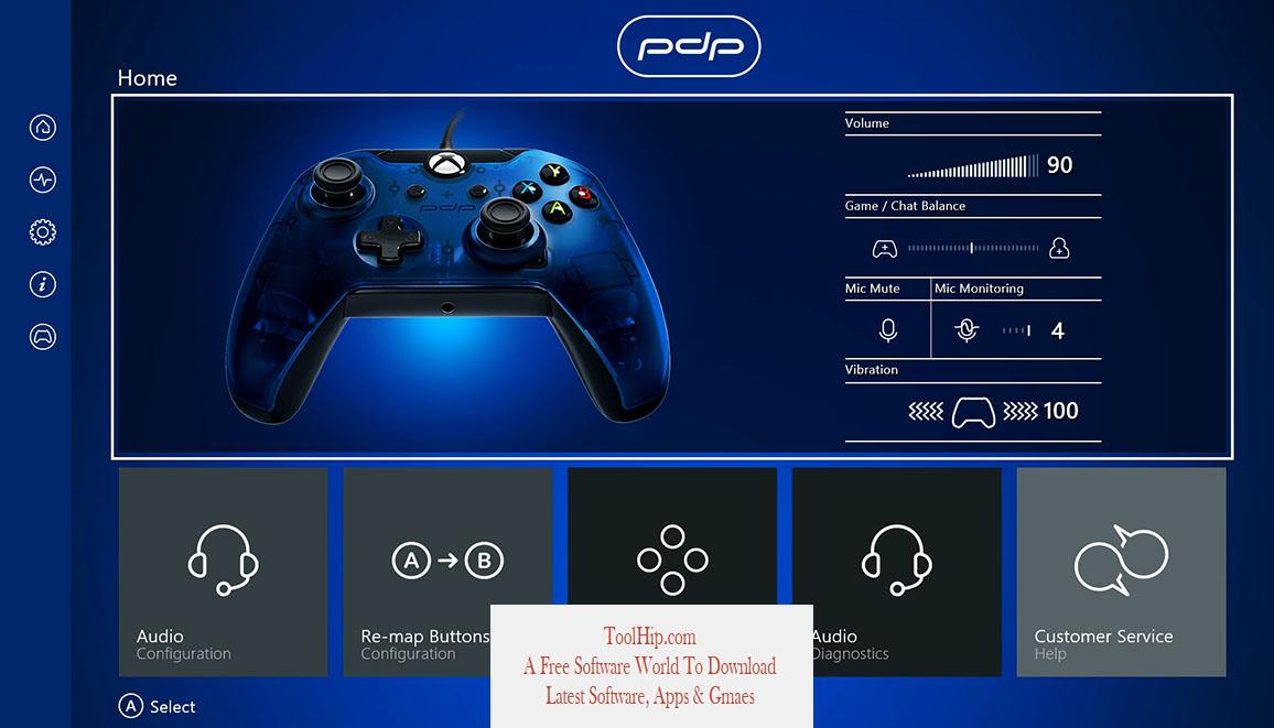 PDP Control Hub Free Download