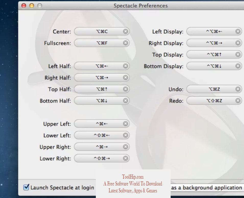Spectacle for Mac Free