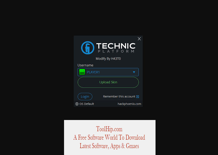 Technic Launcher Free Download for Windows