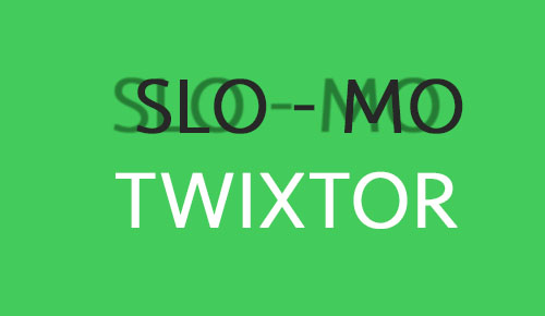 Twixtor Pro 7.3.1 Free Download For Windows