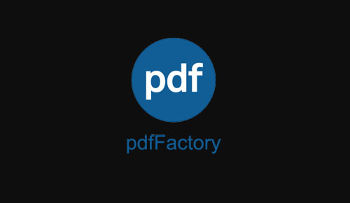 pdfFactory Pro 7.35 Free Download For Windows