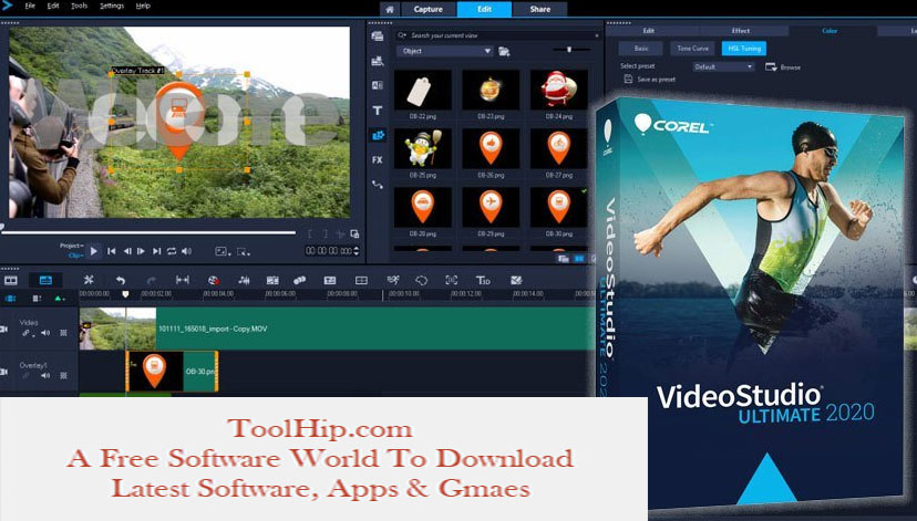 Corel VideoStudio Ultimate Download Free