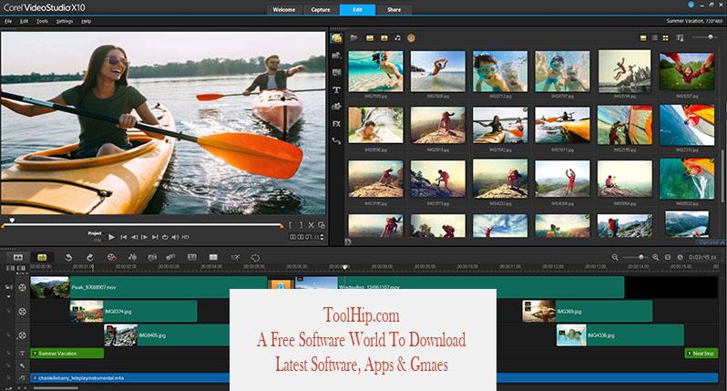 Corel VideoStudio Ultimate Free