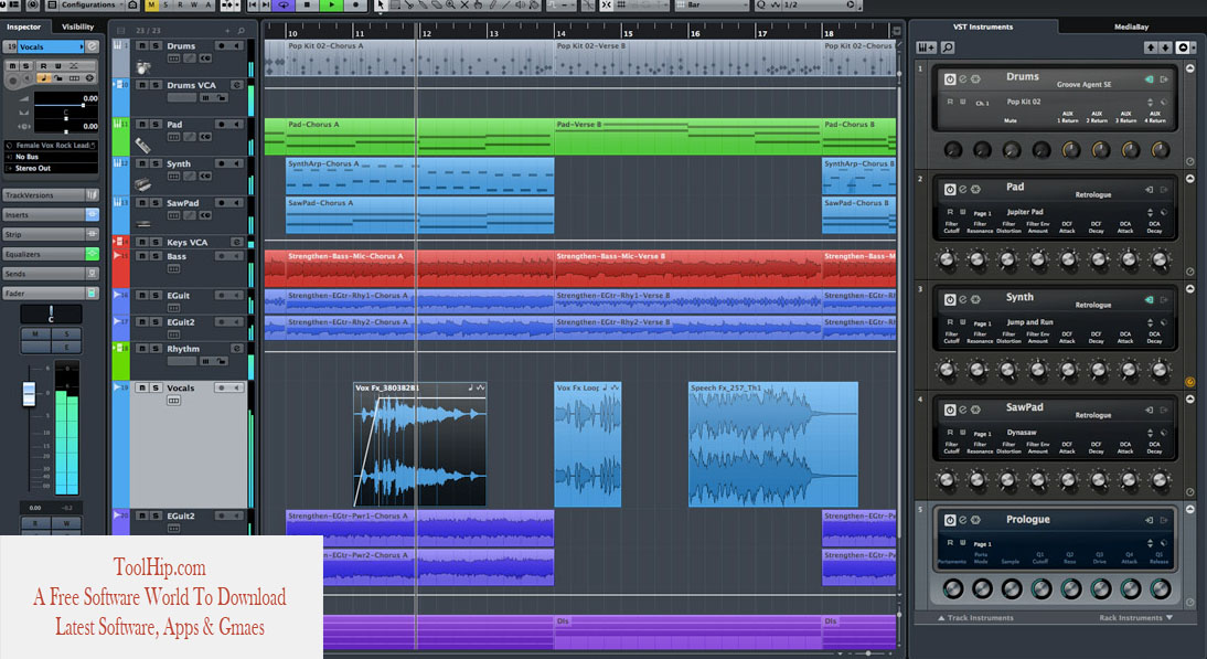 Cubase Free Download for Windows