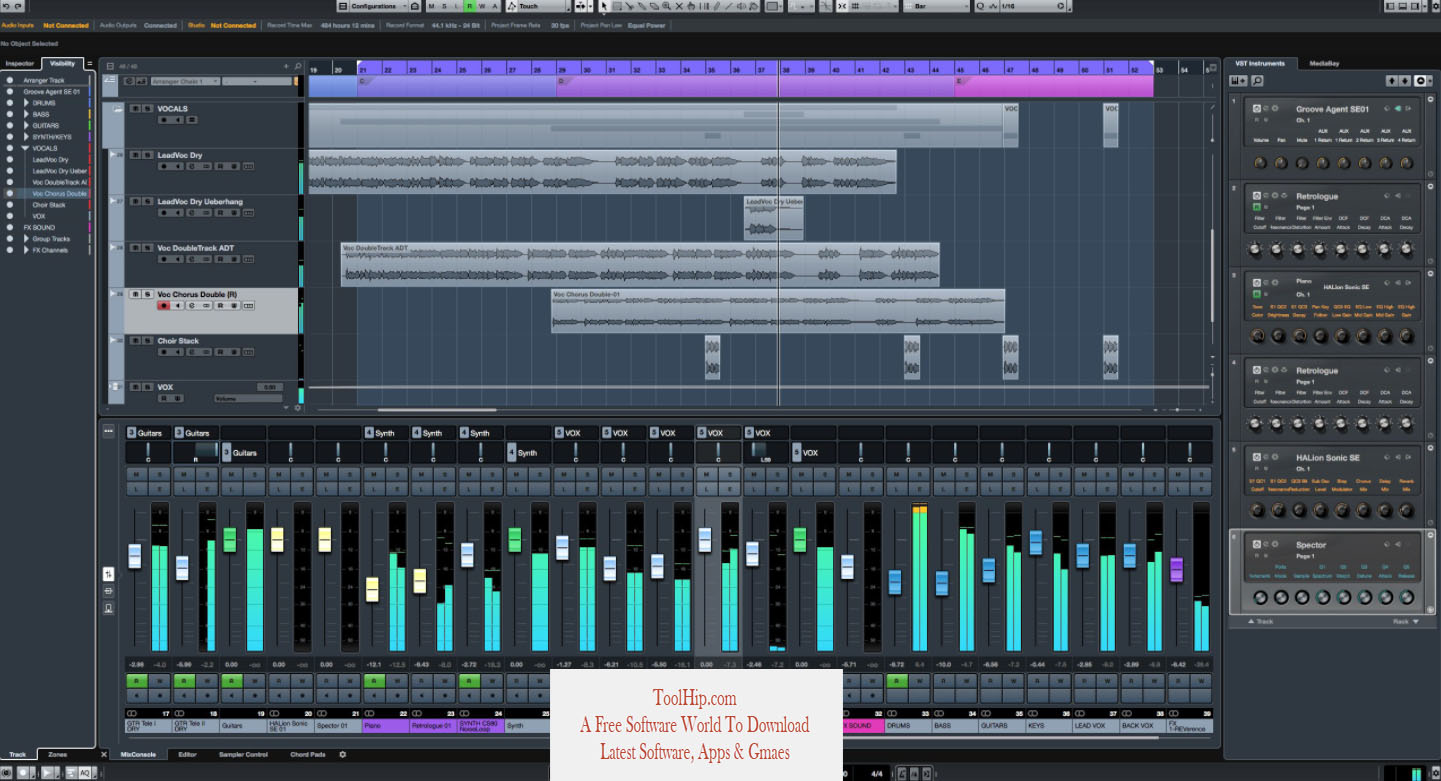 Cubase Free Download