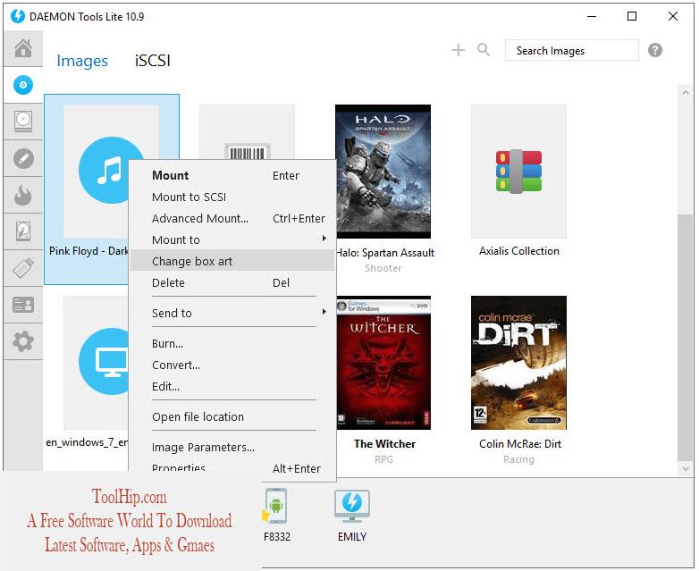 DAEMON Tools Lite Download For Windows