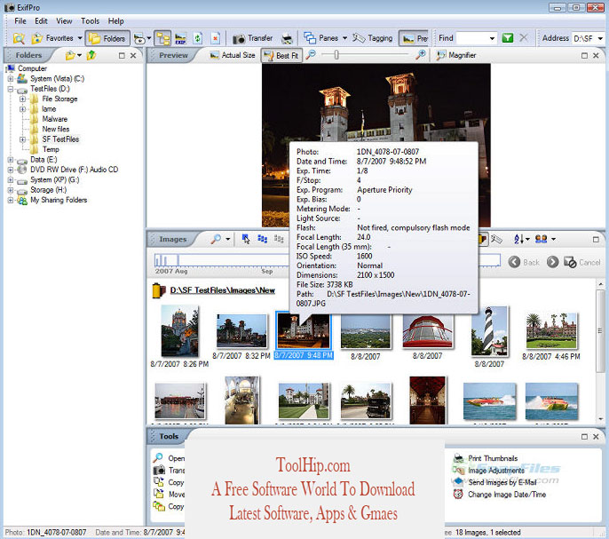 ExifPro Image Viewer Free Download