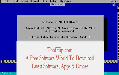 QBasic Free Download