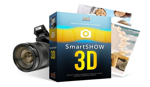SmartSHOW 3D 15.0 Free Download For Windows