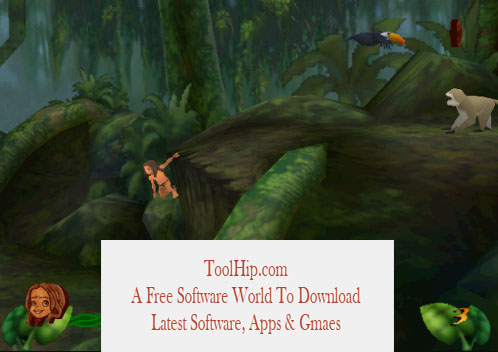 Tarzan Action Game Free Download