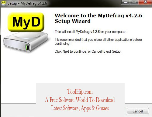 MyDefrag Free Download For Windows