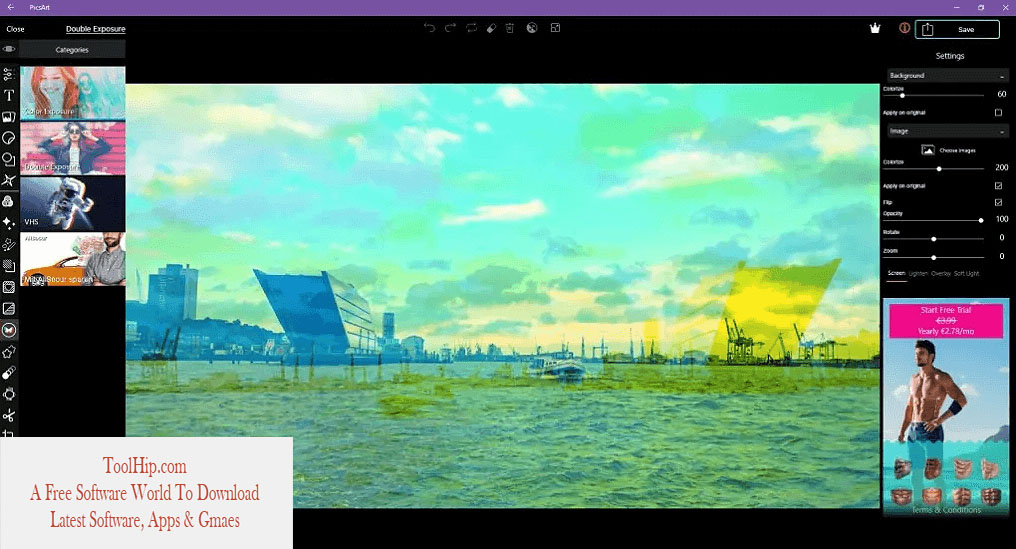 PicsArt for PC Free